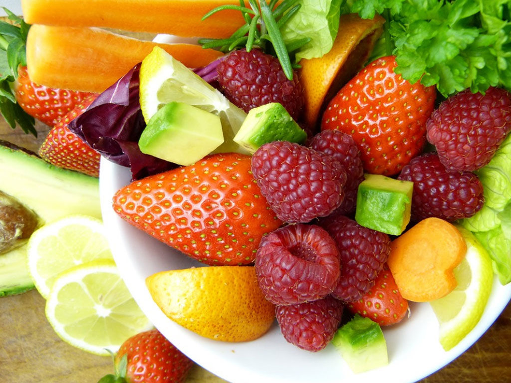 Ile można schudnąć jedząc tylko owoce i warzywa? - strona 1 | Mangosteen